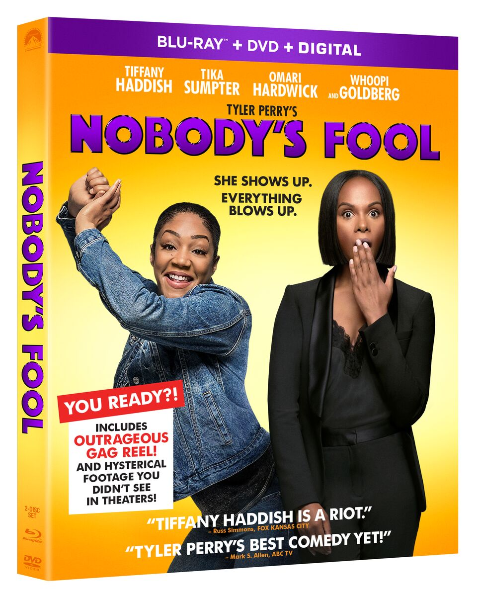 Nobody's Fool Blu-ray Review