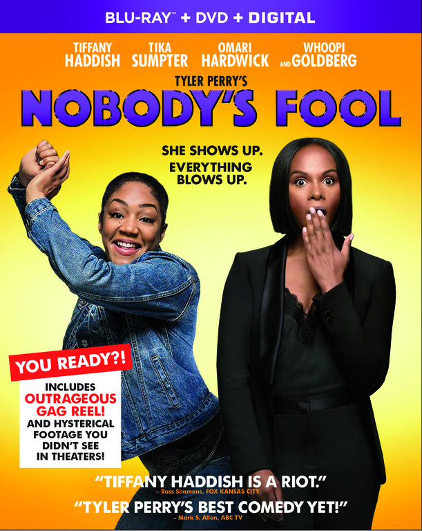 Nobody's Fool Blu-ray