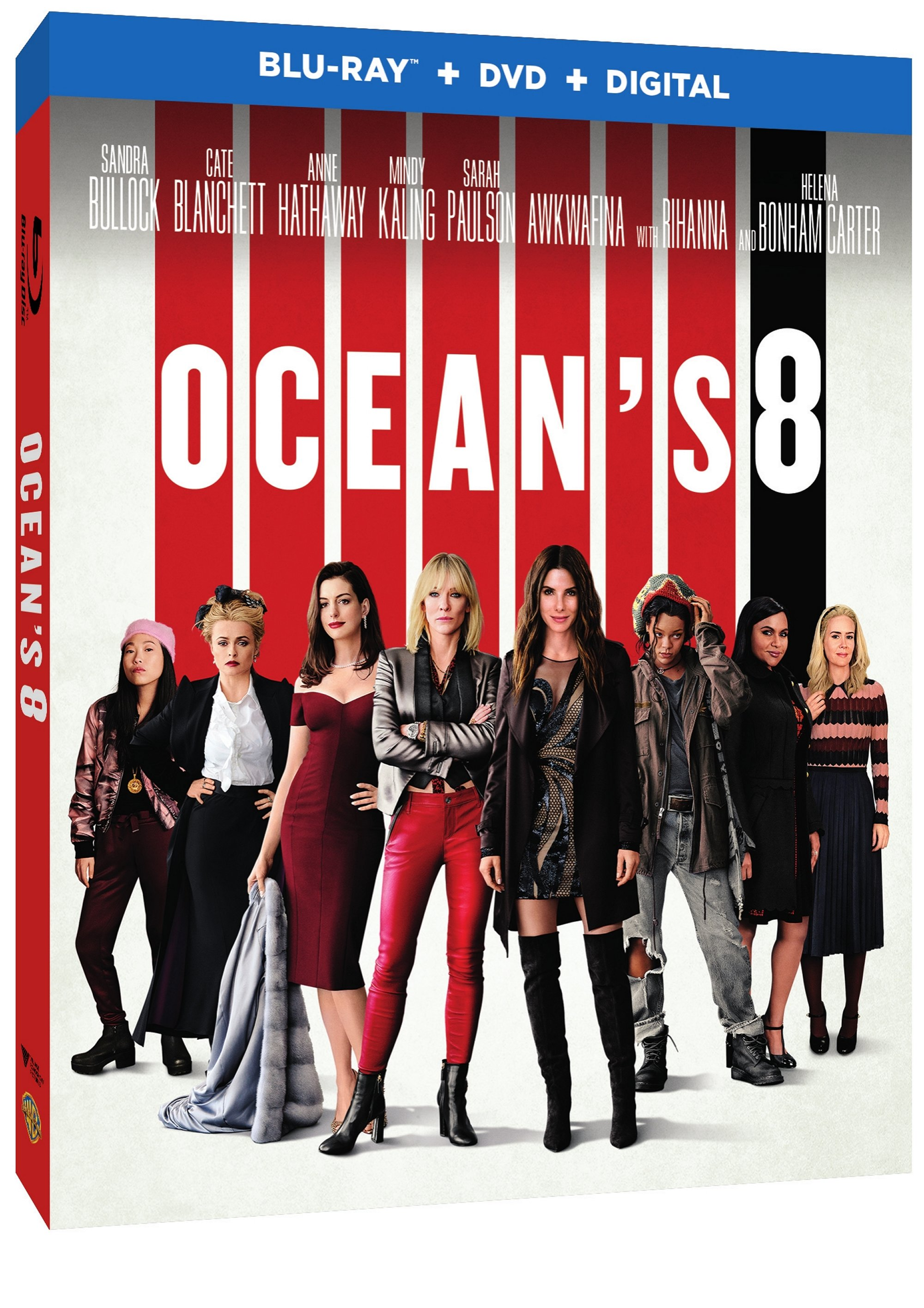 Ocean's 8 Blu-ray Review