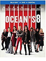 Oceans 8 (Blu-ray + DVD + Digital HD)