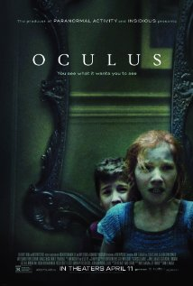 Oculus (Blu-ray + DVD + Digital HD with UltraViolet)