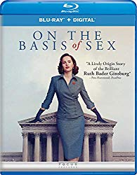 On The Basis of Sex (Blu-ray + DVD + Digital HD)