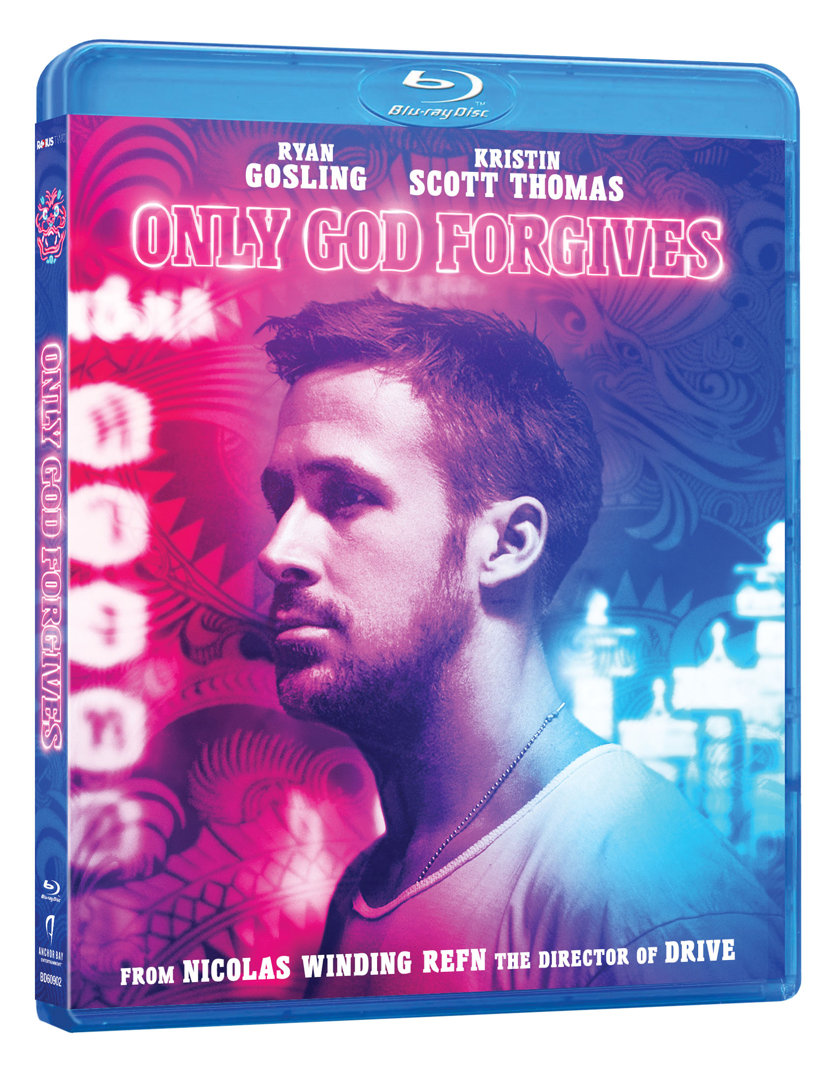 Only God Forgives Blu-ray Review