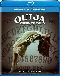 Ouija: Origen of Evil Blu-ray
