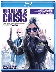 Our Brand is Crisis Blu-ray