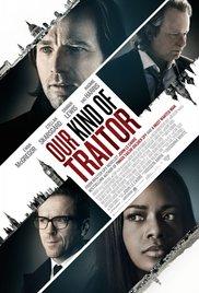 Our Kind of Traitor (Blu-ray + DVD + Digital HD)