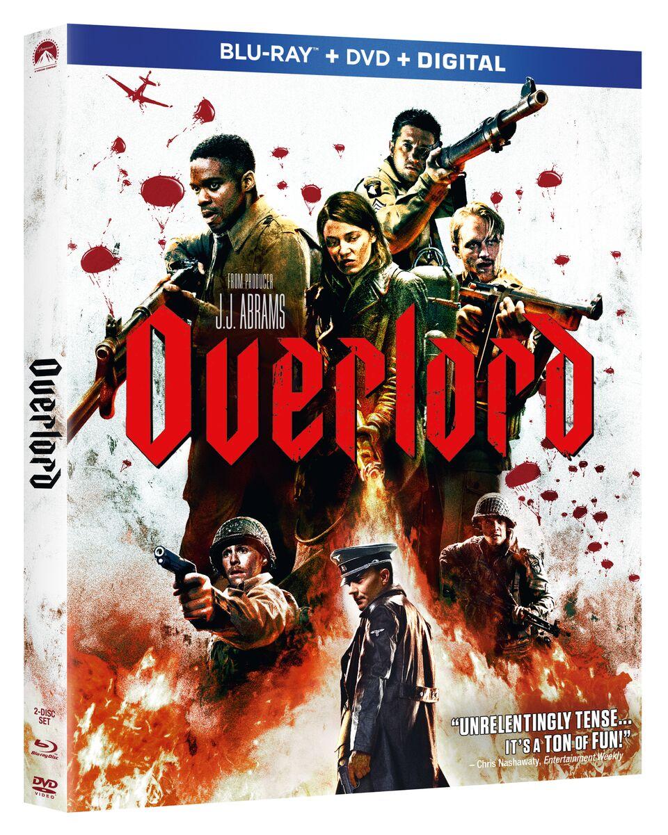 OVERLORD Blu-ray