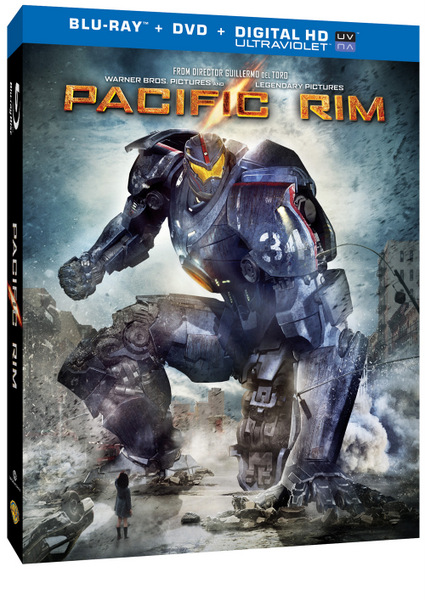 Pacific Rim Blu-ray Review