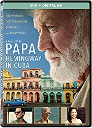Papa Hemingway in Cuba Blu-ray Cover