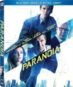 Paranoia Blu-ray