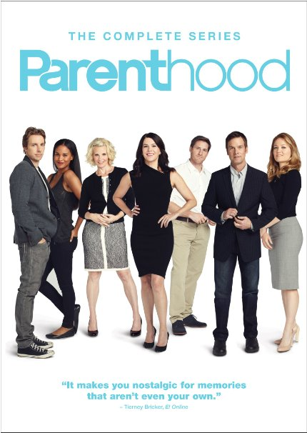 Parenthood The Complete Series DVD Review