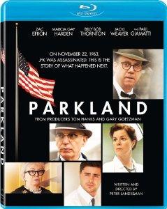 Parkland DVD