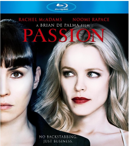 Passion Blu-ray Review