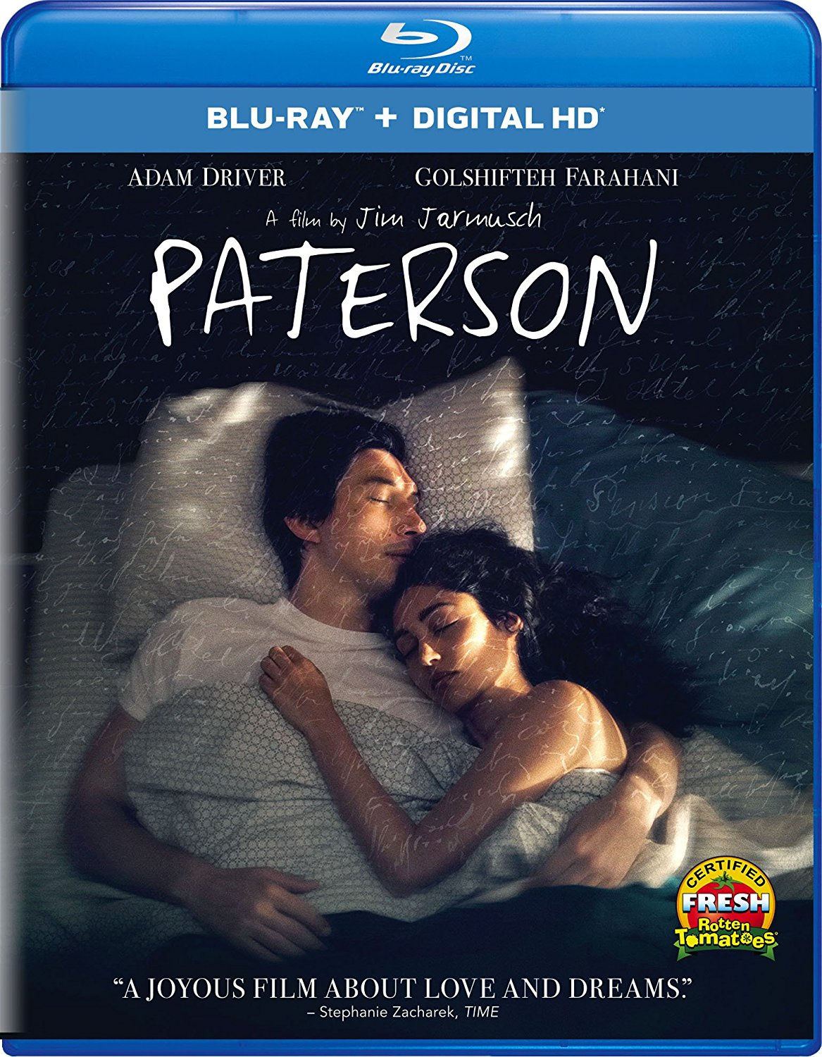 Patterson Blu-ray Review