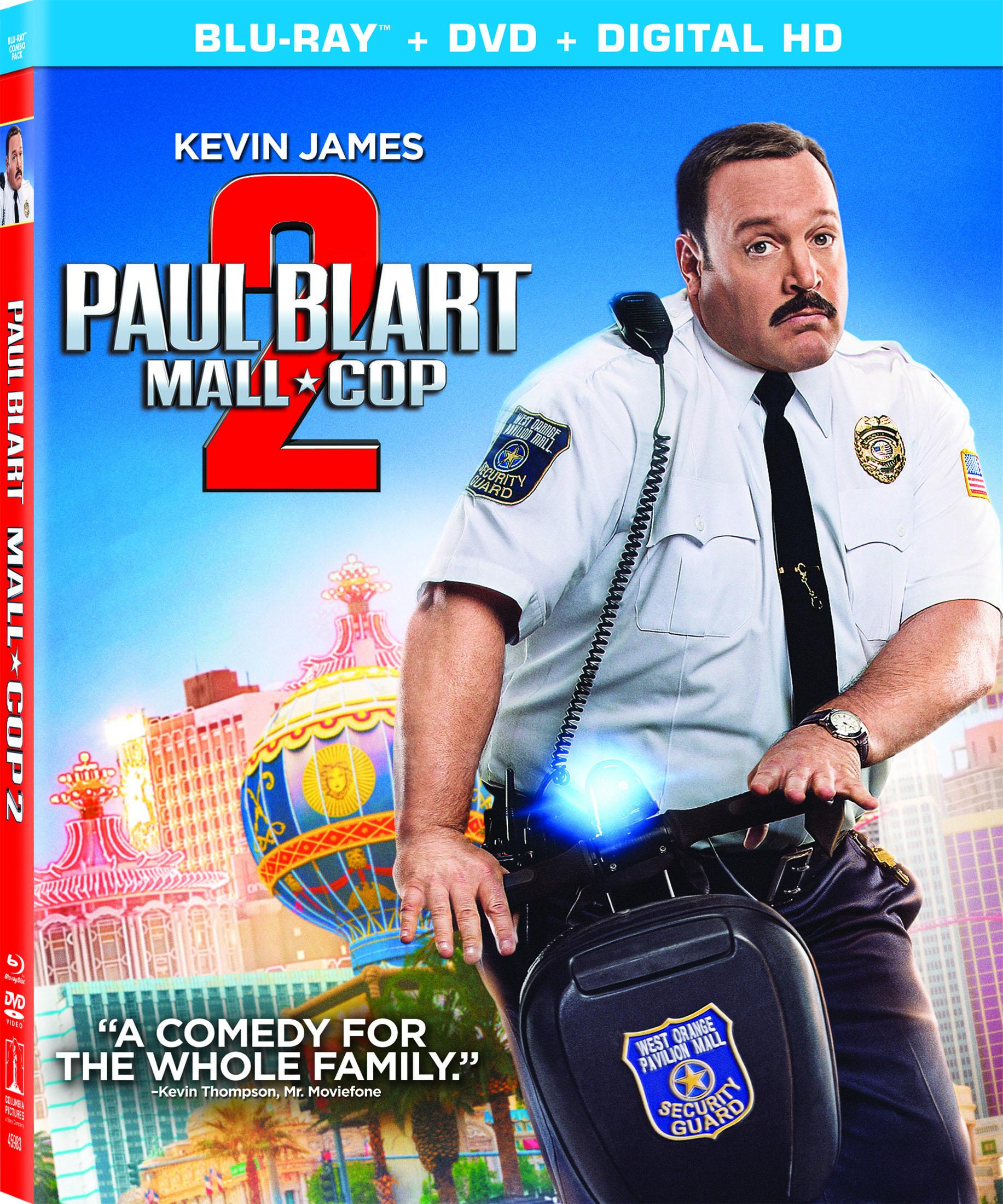 Paul Blart Mall Cop 2 Blu-ray Review