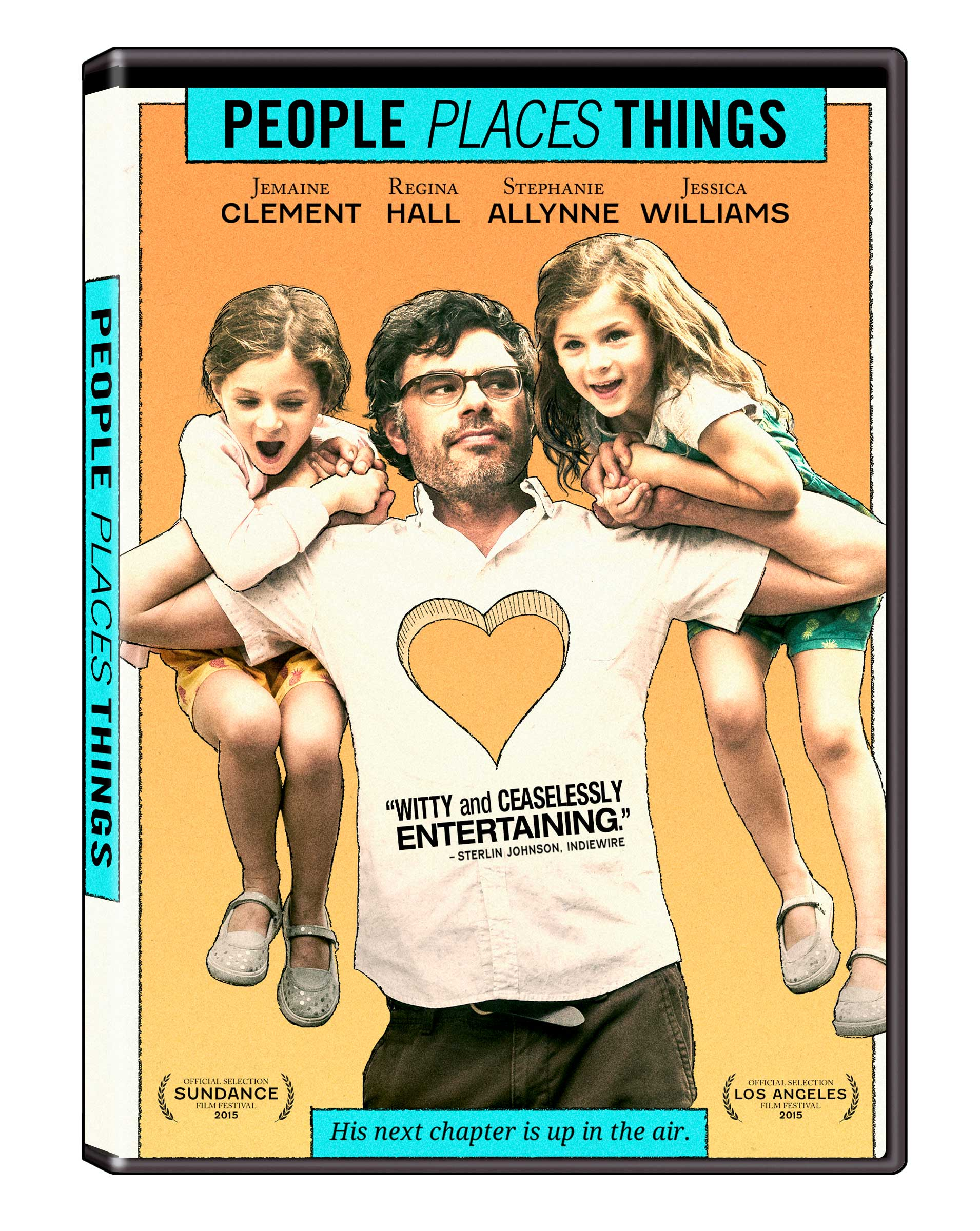 People Places Things DVD Review