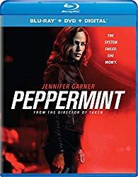 Peppermint (Blu-ray + DVD + Digital HD)