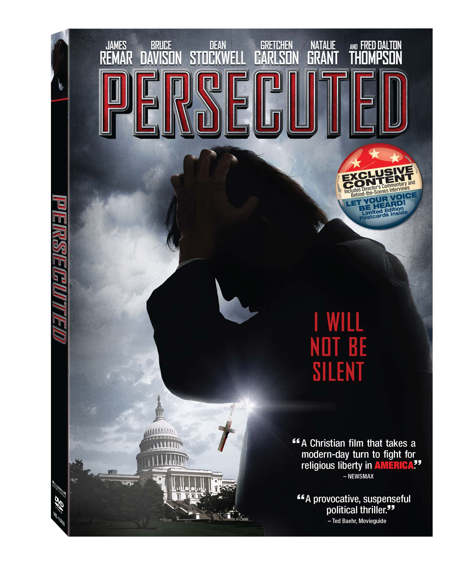 Persecuted Blu-ray Review