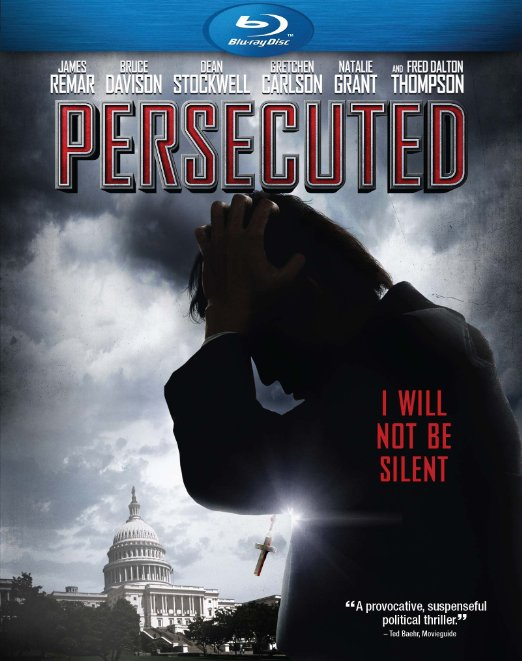 Persecuted (Blu-ray / DVD + Digital Copy)