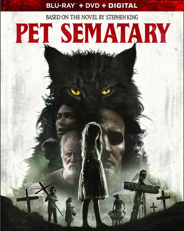 PET SEMATARY Blu-ray