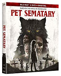 Pet Sematary (Blu-ray + DVD + Digital HD)