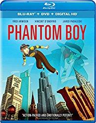 Phantom Boy (Blu-ray + DVD + Digital HD)