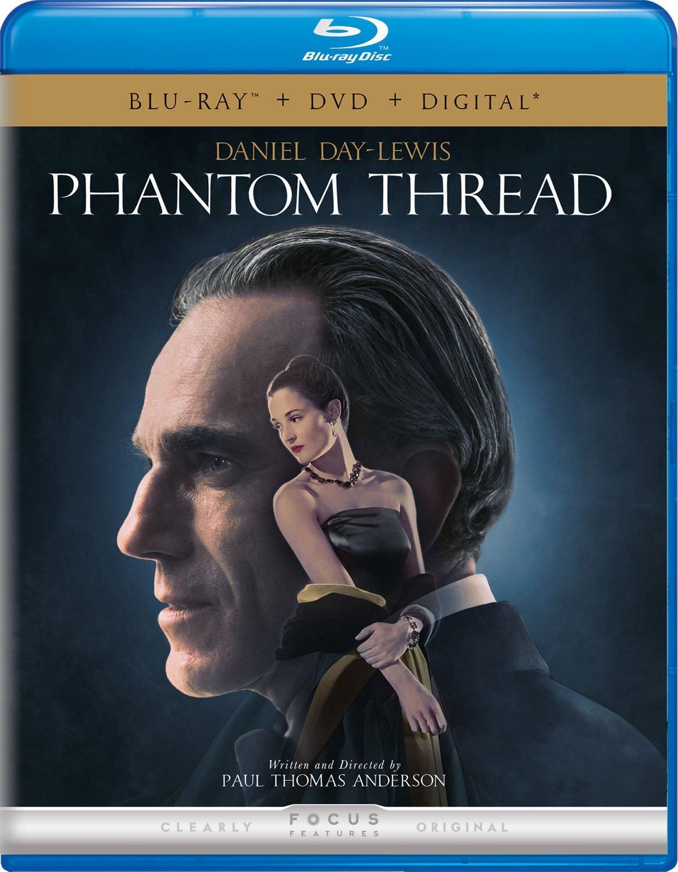 Phantom Thread Blu-ray Review