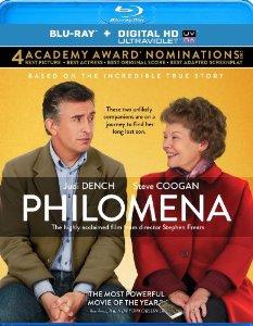 Philomena Blu-ray