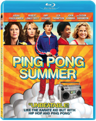 Ping Pong Summer (Blu-ray + DVD + Digital HD with UltraViolet)