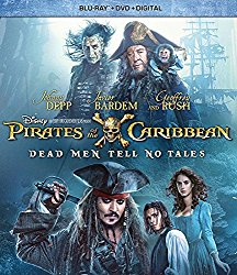 Pirates of The Caribbean (Blu-ray + DVD + Digital HD)