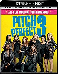 Pitch Perfect 3 (Blu-ray + DVD + Digital HD)