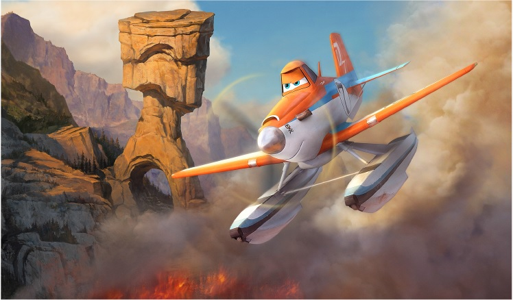 Planes Fire & Rescue Film