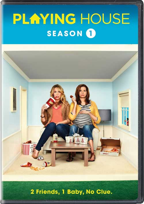 Playing House Season One DVD Review