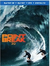 Point Break Blu-ray Cover