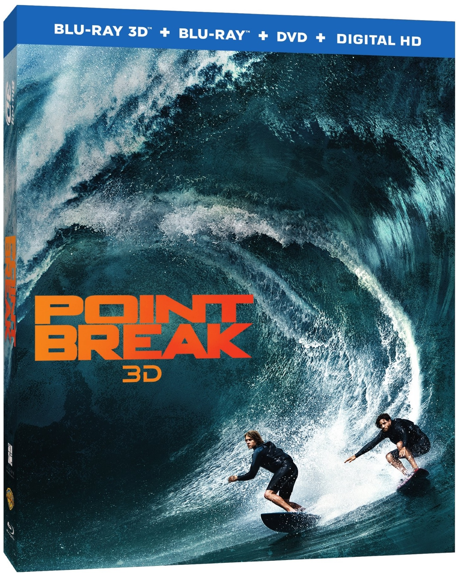 Point Break Blu-ray Review