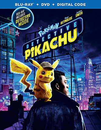 Pokemon Detective Pikachu (Blu-ray + DVD + Digital HD)
