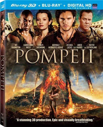 Pompeii Blu-ray Review