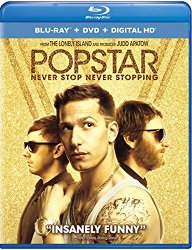 Popstar Never Stop Never Stopping(Blu-ray + DVD + Digital HD)