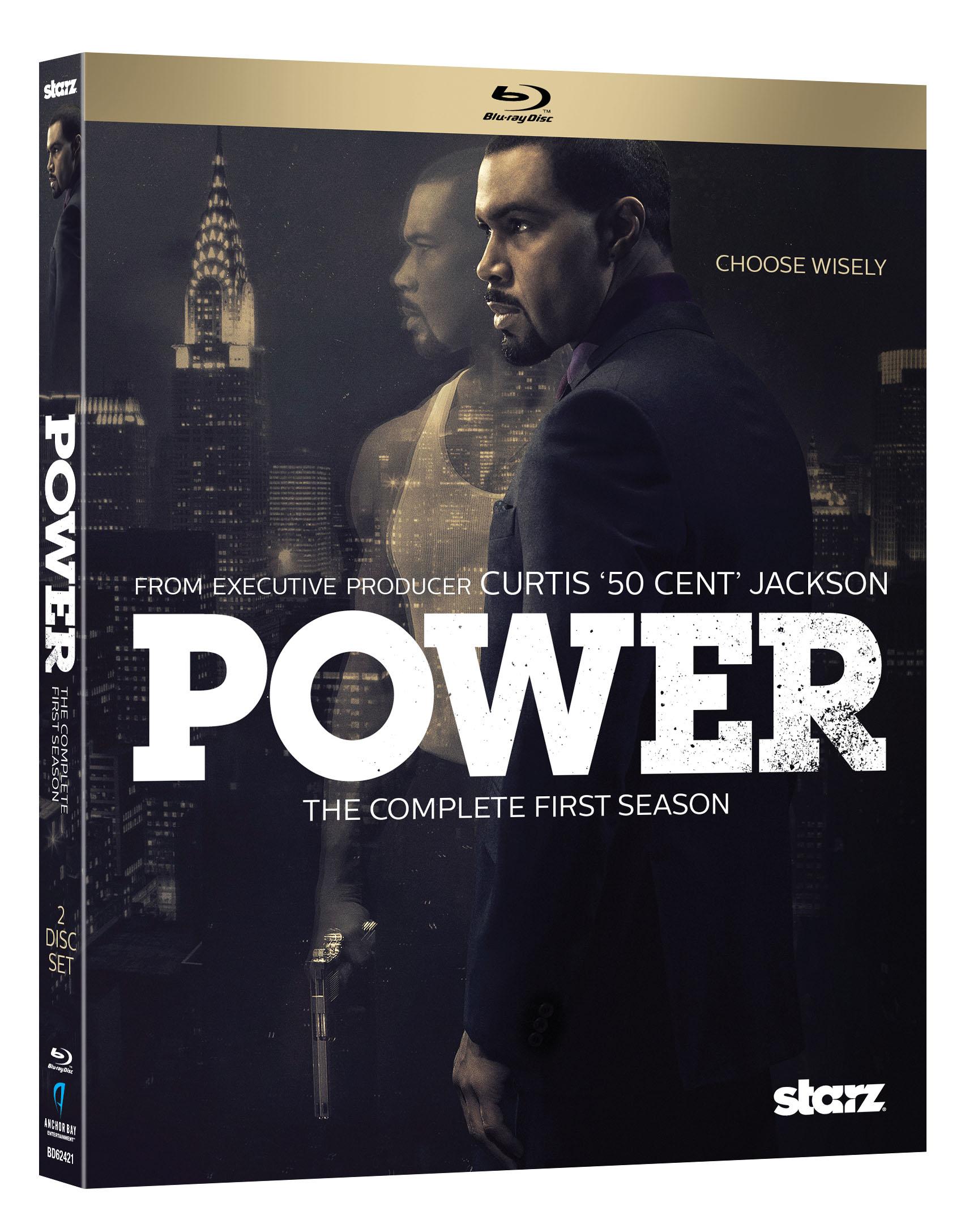 Power Season One Blu-ray Review
