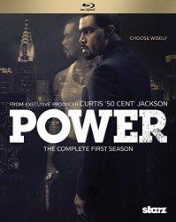 Power Season 1 (Blu-ray + DVD + Digital HD)