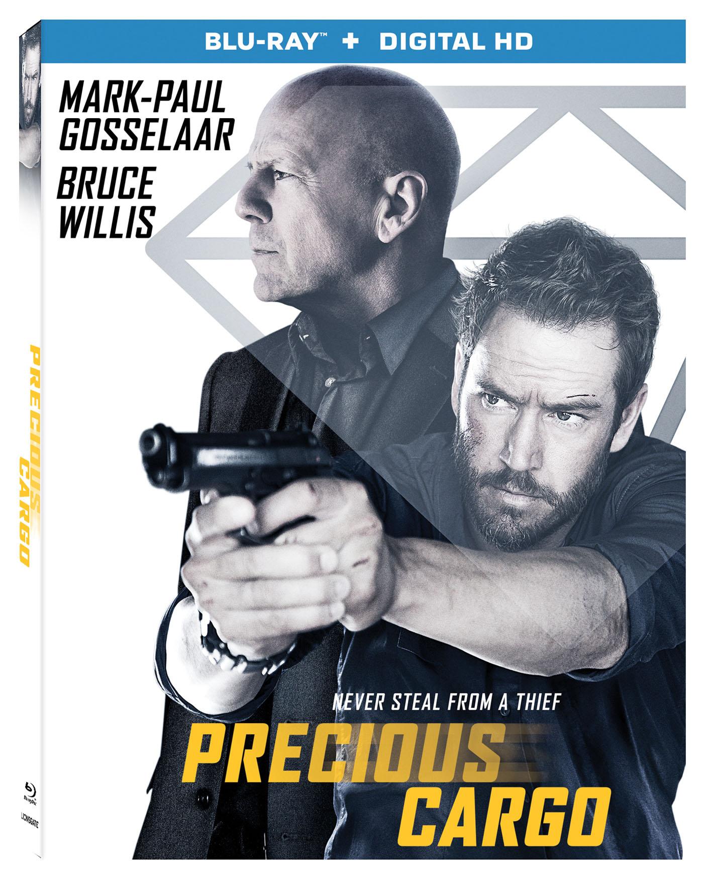Precious Cargo Blu-ray Review