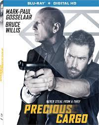 precious cargo Blu-ray Cover