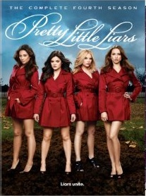 Pretty Little Liars Season 4 (Blu-ray + DVD + Digital HD with UltraViolet)