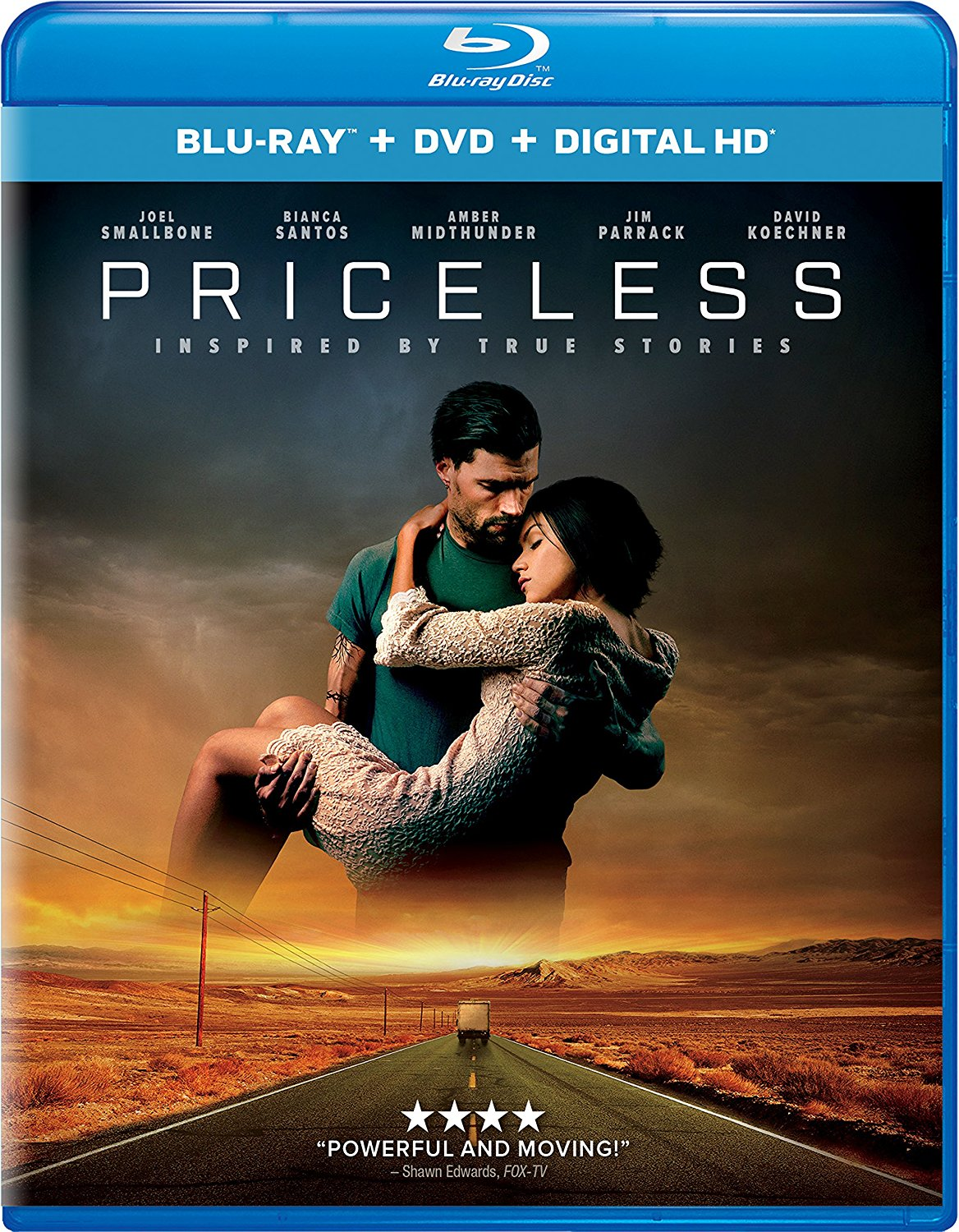 Priceless Blu-ray Review