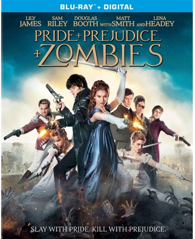 Pride + Prejudice + Zombies Blu-ray Review