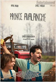 Prince Avalanche DVD