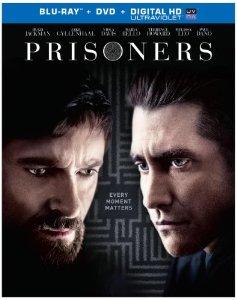Prisoners DVD
