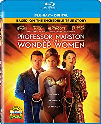 Professor Marston and The Wonder Women Blu-ray Cover