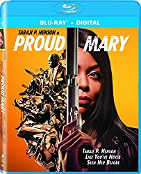 Proud Mary (Blu-ray + DVD + Digital HD)