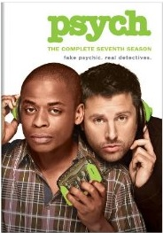 Psych Season 7 DVD